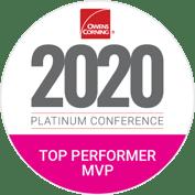 Top Performer Badge